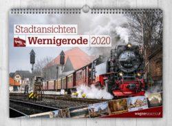 Wandkalender 2020 | Stadtansichten Wernigerode, DIN A3